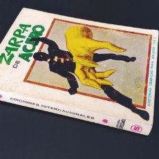 Cómics: MUY BUEN ESTADO ZARPA DE ACERO 5 TOMO EDICION ESPECIAL VERTICE. Lote 169796429