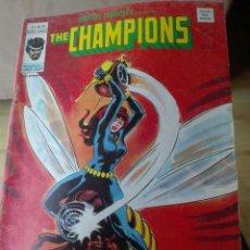 Cómics: SUPER HÉROES Nº 84 V2. VÉRTICE. THE CHAMPIONS. Lote 169806076
