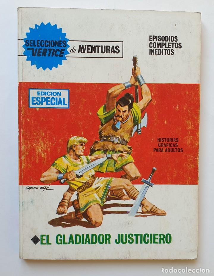 SELECCIONES VERTICE Nº 29. VOL. 1 VERTICE (Tebeos y Comics - Vértice - V.1)