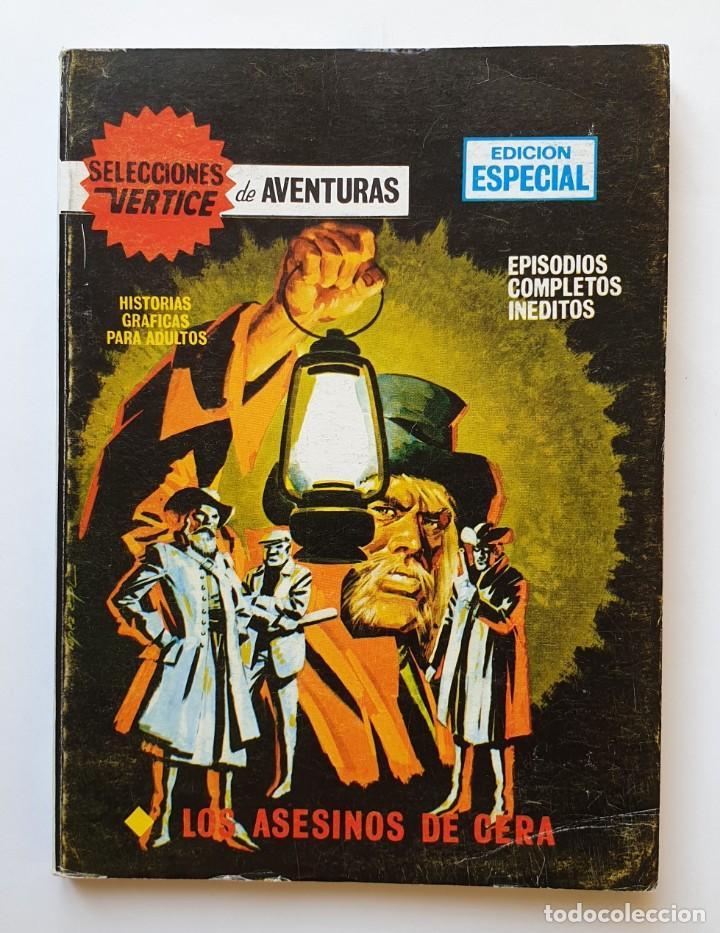 SELECCIONES VERTICE Nº 57. VOL. 1 VERTICE (Tebeos y Comics - Vértice - V.1)