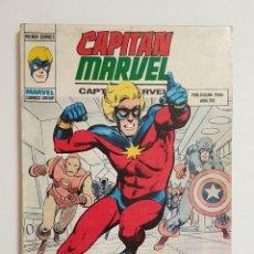 Cómics: CAPITAN MARVEL Nº 13. VOL. 1 VERTICE. Lote 169837220