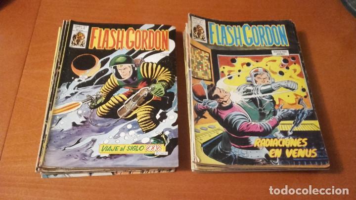 FLASH GORDON V.2 COMICS-ART EDICIONES VÉRTICE LOTE 31 Nº. (Tebeos y Comics - Vértice - Flash Gordon)