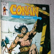 Cómics: CONAN EL BARBARO VOL.2 Nº39 ( MUNDI-COMICS):- BURYAT SITIADA. Lote 170068400