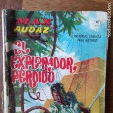 Cómics: MAX AUDAZ Nº 14 - GRAPA 1º COMICS VERTICE -. Lote 170092676