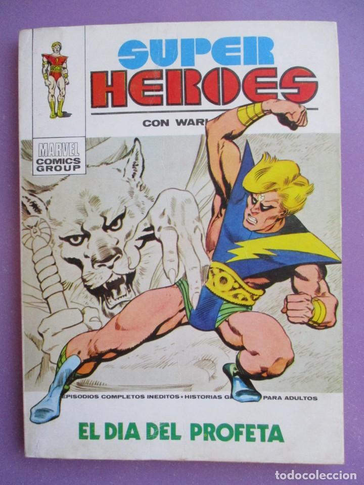 Cómics: SUPER HEROES VERTICE ¡¡¡¡ EXCELENTE ESTADO !!!! COLECCION COMPLETA TACO - Foto 3 - 170125852