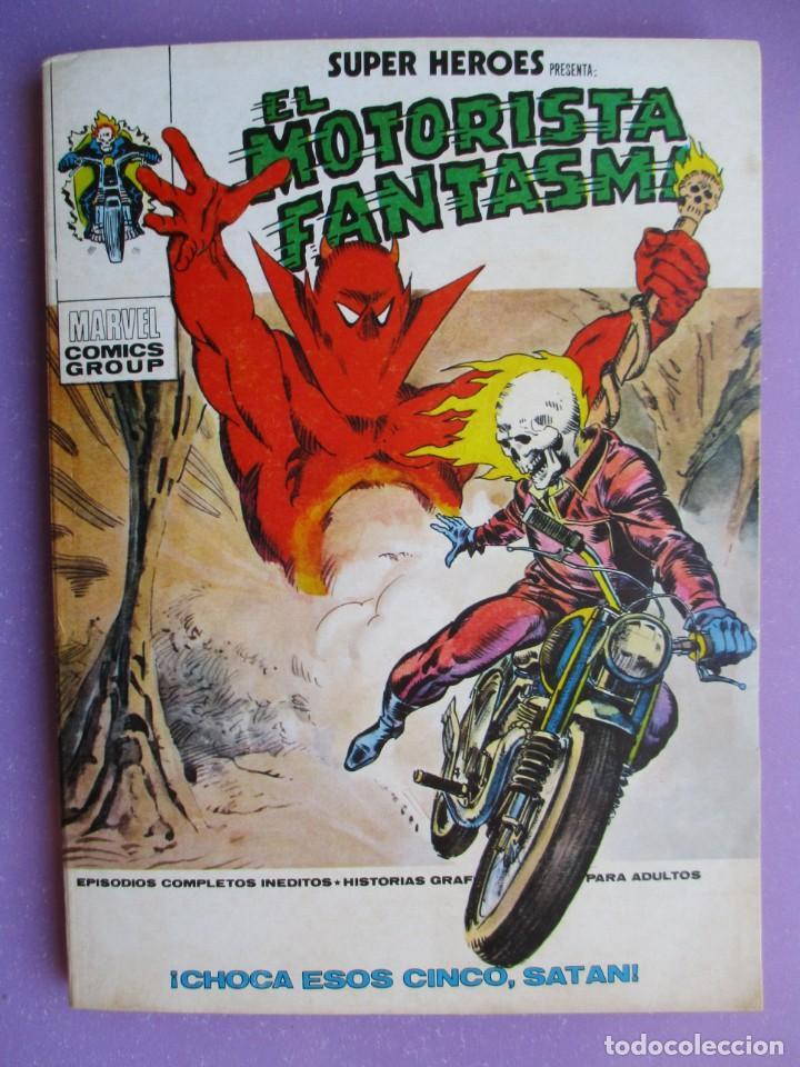 Cómics: SUPER HEROES VERTICE ¡¡¡¡ EXCELENTE ESTADO !!!! COLECCION COMPLETA TACO - Foto 15 - 170125852