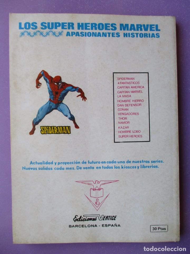 Cómics: SUPER HEROES VERTICE ¡¡¡¡ EXCELENTE ESTADO !!!! COLECCION COMPLETA TACO - Foto 16 - 170125852