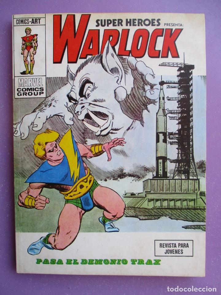 Cómics: SUPER HEROES VERTICE ¡¡¡¡ EXCELENTE ESTADO !!!! COLECCION COMPLETA TACO - Foto 19 - 170125852