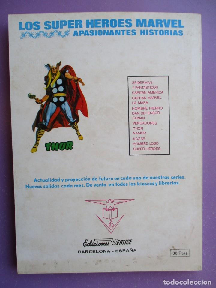 Cómics: SUPER HEROES VERTICE ¡¡¡¡ EXCELENTE ESTADO !!!! COLECCION COMPLETA TACO - Foto 20 - 170125852