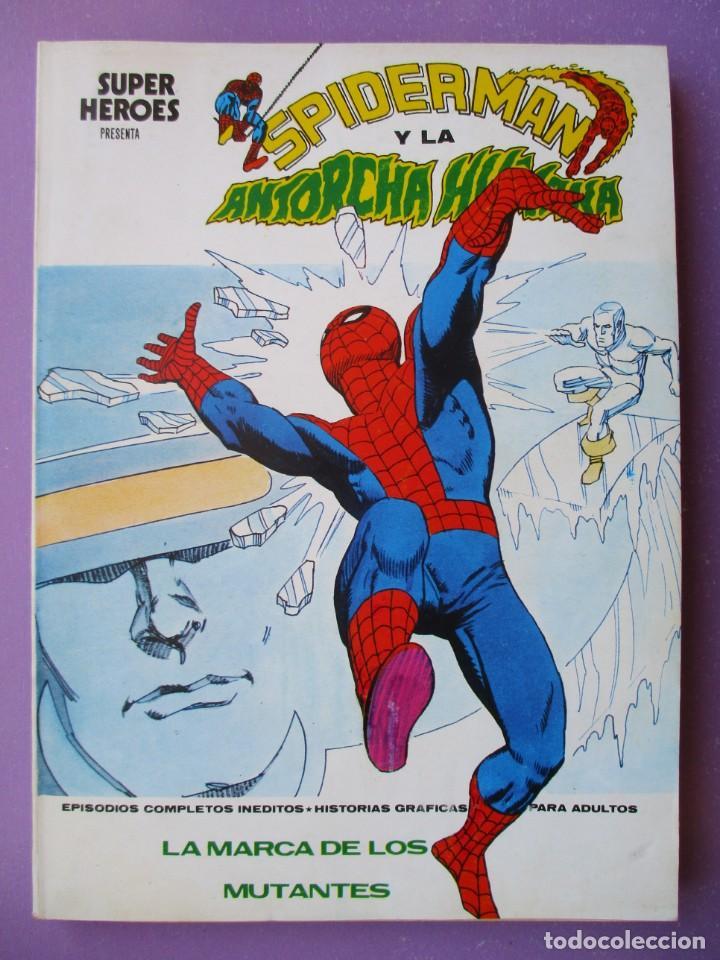 Cómics: SUPER HEROES VERTICE ¡¡¡¡ EXCELENTE ESTADO !!!! COLECCION COMPLETA TACO - Foto 23 - 170125852