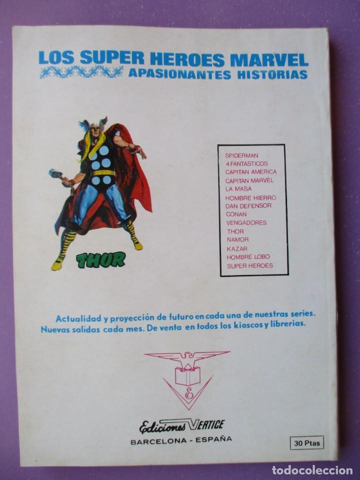 Cómics: SUPER HEROES VERTICE ¡¡¡¡ EXCELENTE ESTADO !!!! COLECCION COMPLETA TACO - Foto 24 - 170125852