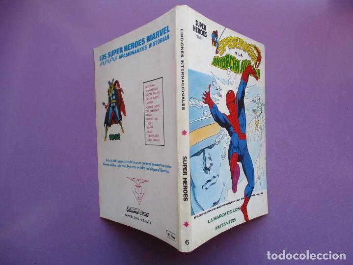 Cómics: SUPER HEROES VERTICE ¡¡¡¡ EXCELENTE ESTADO !!!! COLECCION COMPLETA TACO - Foto 25 - 170125852