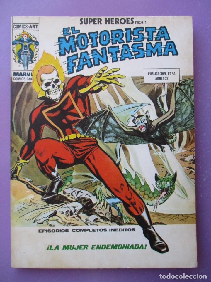 Cómics: SUPER HEROES VERTICE ¡¡¡¡ EXCELENTE ESTADO !!!! COLECCION COMPLETA TACO - Foto 27 - 170125852