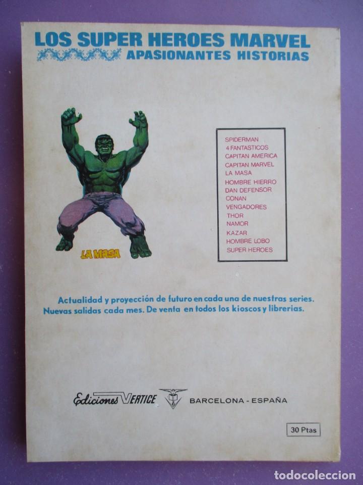 Cómics: SUPER HEROES VERTICE ¡¡¡¡ EXCELENTE ESTADO !!!! COLECCION COMPLETA TACO - Foto 28 - 170125852