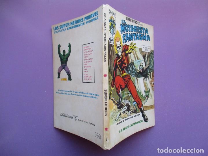Cómics: SUPER HEROES VERTICE ¡¡¡¡ EXCELENTE ESTADO !!!! COLECCION COMPLETA TACO - Foto 29 - 170125852