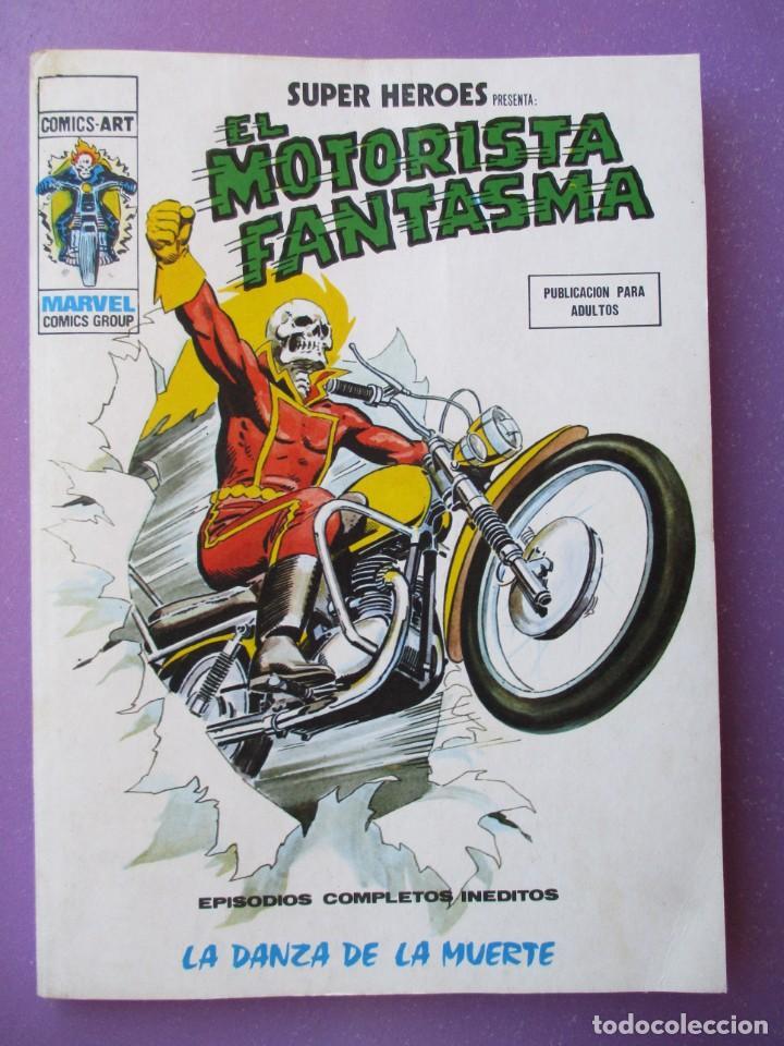 Cómics: SUPER HEROES VERTICE ¡¡¡¡ EXCELENTE ESTADO !!!! COLECCION COMPLETA TACO - Foto 31 - 170125852