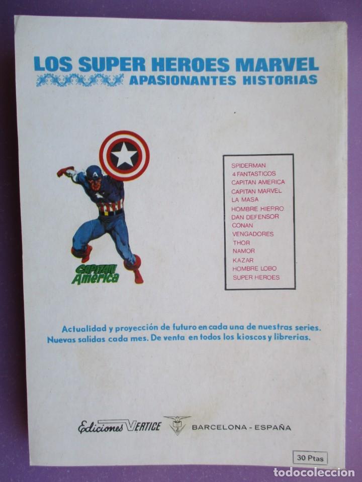 Cómics: SUPER HEROES VERTICE ¡¡¡¡ EXCELENTE ESTADO !!!! COLECCION COMPLETA TACO - Foto 32 - 170125852