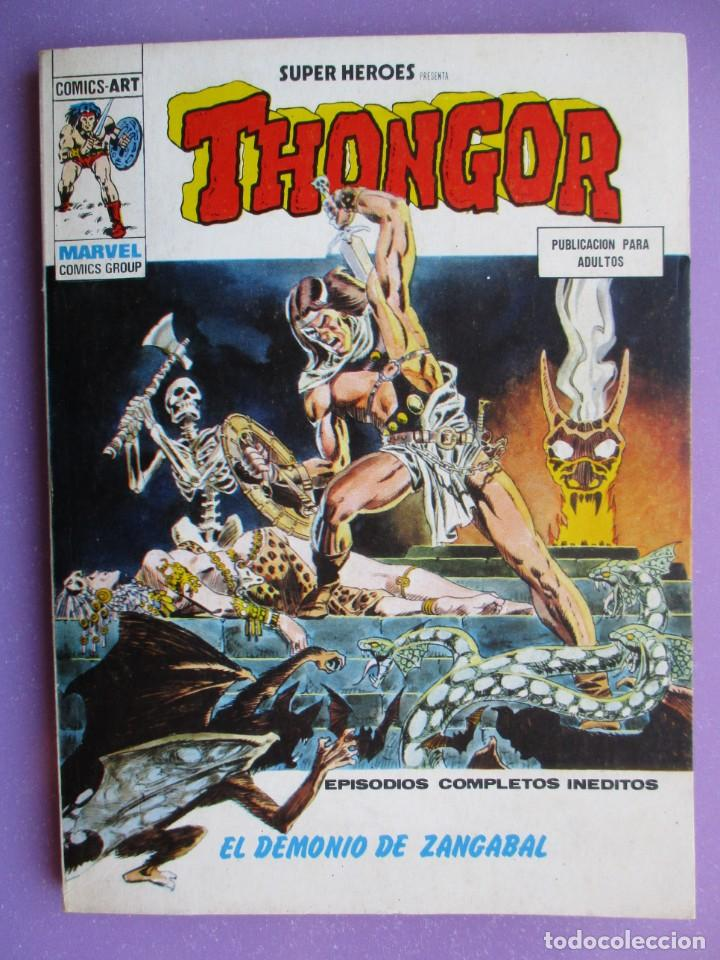 Cómics: SUPER HEROES VERTICE ¡¡¡¡ EXCELENTE ESTADO !!!! COLECCION COMPLETA TACO - Foto 35 - 170125852