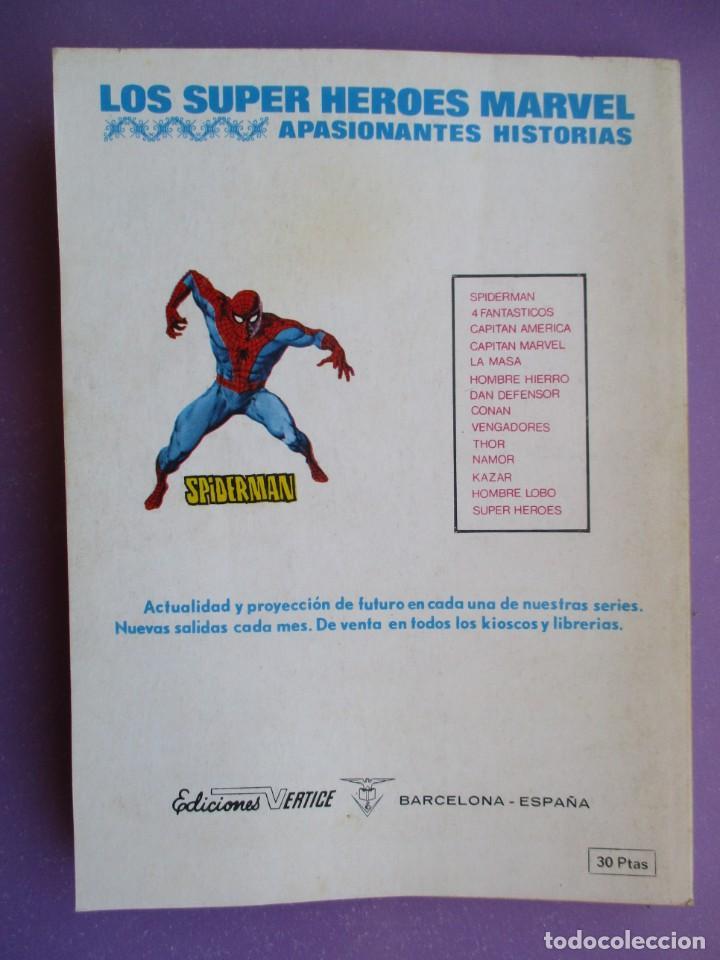 Cómics: SUPER HEROES VERTICE ¡¡¡¡ EXCELENTE ESTADO !!!! COLECCION COMPLETA TACO - Foto 36 - 170125852