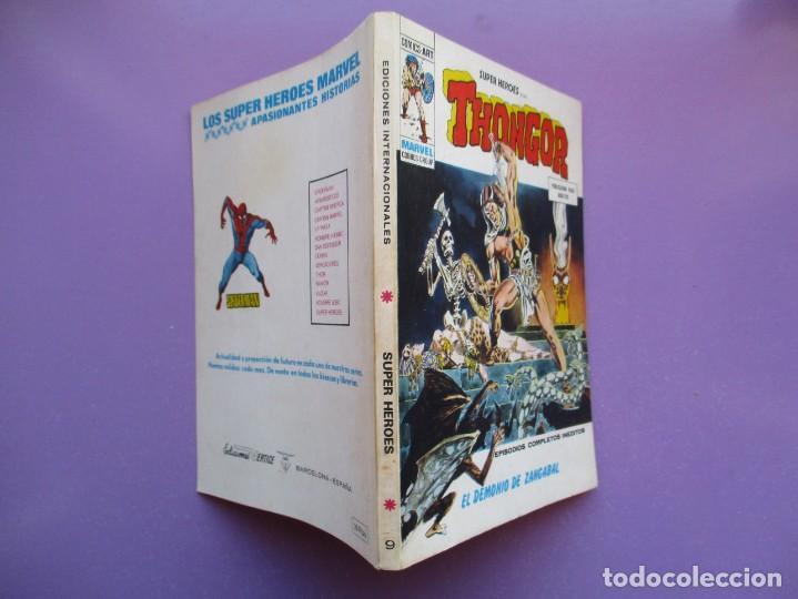 Cómics: SUPER HEROES VERTICE ¡¡¡¡ EXCELENTE ESTADO !!!! COLECCION COMPLETA TACO - Foto 37 - 170125852