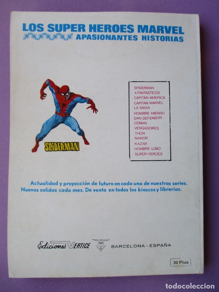 Cómics: SUPER HEROES VERTICE ¡¡¡¡ EXCELENTE ESTADO !!!! COLECCION COMPLETA TACO - Foto 40 - 170125852