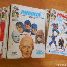 Cómics: PATRULLA X VOL. 1 - COMPLETA, 32 NUMEROS - TACO VERTICE - LEER DESCRIPCION (GQ). Lote 170263196