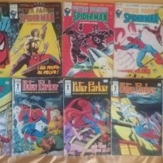 Cómics: PETER PARKER SPIDERMAN MUNDI COMICS 14 COMICS. Lote 170284320