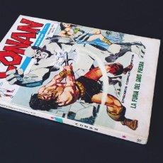 Comics : MUY BUEN ESTADO CONAN 18 TACO VERTICE. Lote 170297596