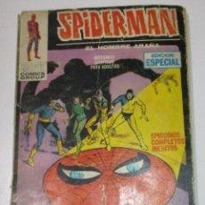 Cómics: VERTICE VOL.1 SPIDERMAN Nº 7, TACO. Lote 170355545