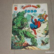 Cómics: SUPER HEROES VOL-2 Nº 38. SPIDERMAN Y EL HOMBRE COSA. VERTICE. Lote 181962970