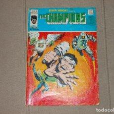 Cómics: SUPER HEROES VOL-2 Nº 76. LOS CAMPEONES VERTICE. Lote 170414948