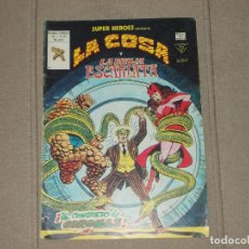 Cómics: SUPER HEROES VOL-2 Nº 131. LA COSA Y LA BRUJA ESCARLATA . VERTICE. Lote 170416376