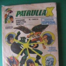 Cómics: LA PATRULLA X Nº 13 VERTICE TACO. Lote 170490780