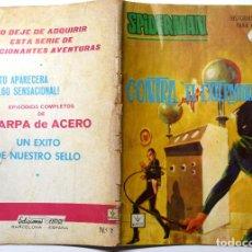 Cómics: SPIDERMAN Nº 7 - CONTRA EL EXTERMINADOR - AÑO 1967. Lote 170523744