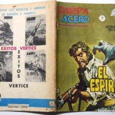 Cómics: ZARPA DE ACERO Nº 20 - EL ESPÍRITU. - AÑO 1965. Lote 170524464