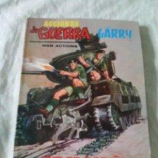 Cómics: ACCIONES DE GUERRA Nº 19 - CON LARRY: AVE DE RAPIÑA - WAR ACTIONS. Lote 170554020