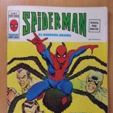 Cómics: SPIDERMAN / TARÁNTULA - EL HOMBRE INVISIBLE / V.2-Nº2 / 1974. MARVEL. Lote 170582125