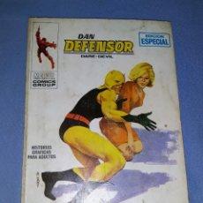 Cómics: COMIC DAN DEFENSOR DARE DEVIL Nº 2 TACO EDICIONES VERTICE ORIGINAL VER FOTOS Y DESCRIPCION. Lote 170666365
