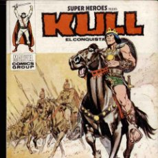 Cómics: VOLUMEN 1 Nº 3, KULL, EL CONQUISTADOR. Lote 170689715
