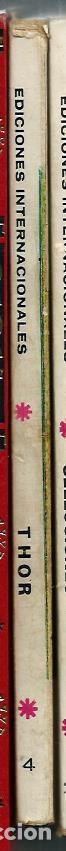 Cómics: THOR Nº 4 - EL PLANETA VIVIENTE - VERTICE V.1 1970 - BASTANTE BIEN CONSERVADO - Foto 2 - 170875080