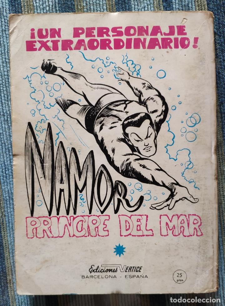Cómics: KID COLT VOL. 1 N° 1: ¡LLEGA KID COLT¡ - LOPEZ ESPI (VERTICE 1971) - Foto 2 - 171057020