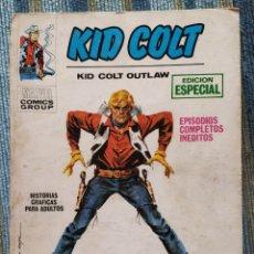 Cómics: KID COLT VOL. 1 N° 1: ¡LLEGA KID COLT¡ - LOPEZ ESPI (VERTICE 1971). Lote 171057020