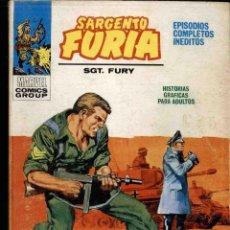 Cómics: SARGENTO FURIA Nº 3. Lote 171104613