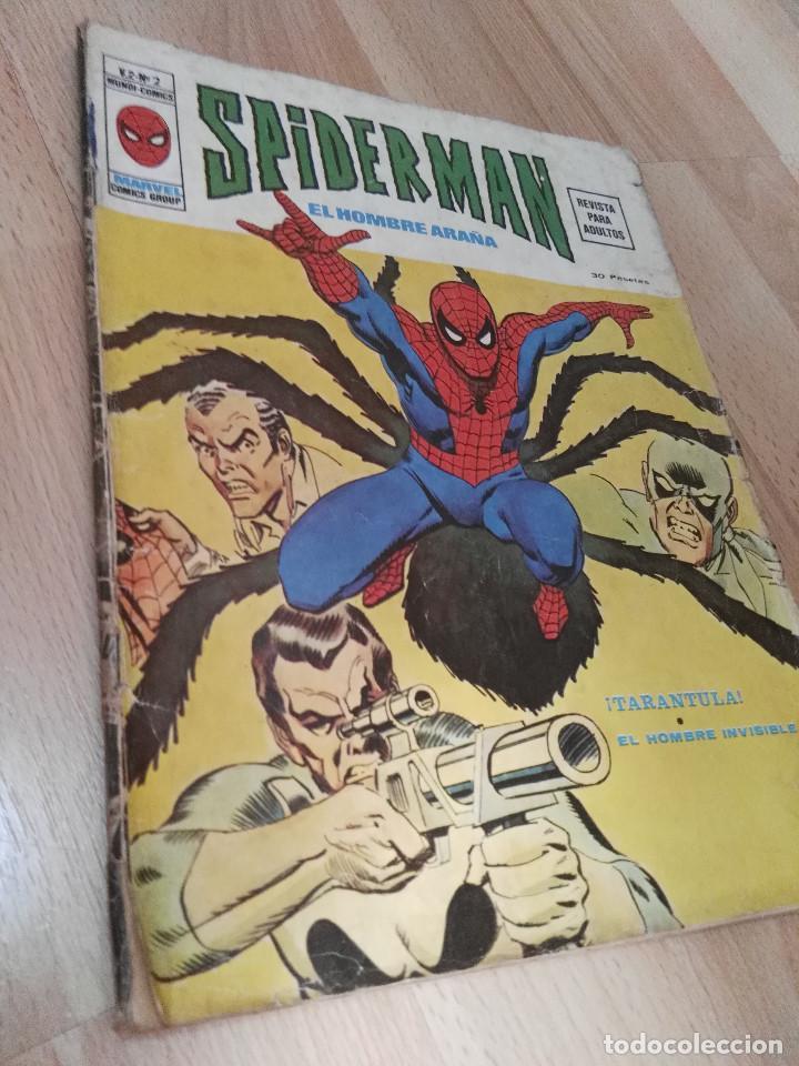 Cómics: Spiderman V 2 Numero 2 - Foto 2 - 171134507