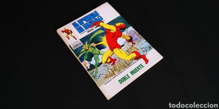 EXCELENTE ESTADO EL HOMBRE DE HIERRO 30 TACO VERTICE (Tebeos y Comics - Vértice - Hombre de Hierro)