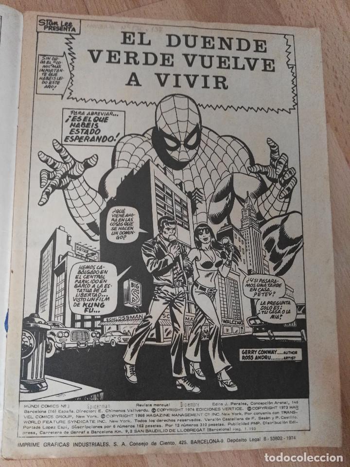 Cómics: Número 3 del Vol. 2 de Spiderman - Foto 5 - 171134919