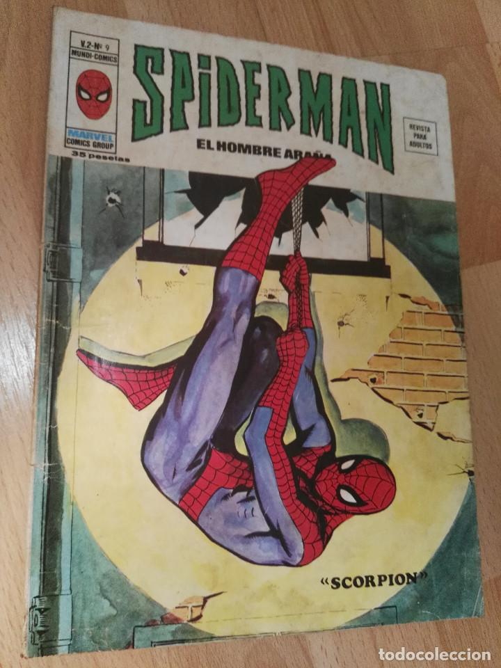 Cómics: Número 9 del vol. 2 de Spiderman Vertice - Foto 1 - 171135267
