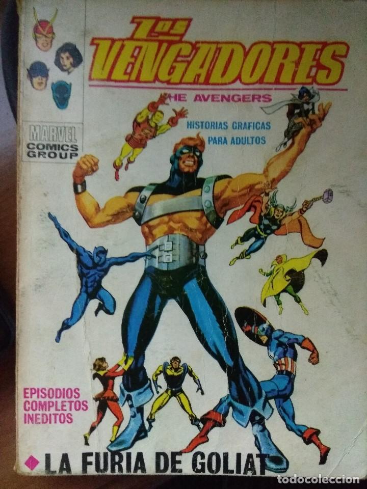 LOS VENGADORES Nº 29 - VÉRTICE TACO (Tebeos y Comics - Vértice - Vengadores)