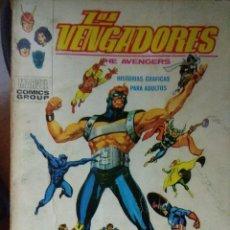 Cómics: LOS VENGADORES Nº 29 - VÉRTICE TACO. Lote 171216392