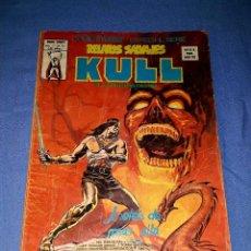 Cómics: MUNDI-COMICS KULL Nº 71 ED. VERTICE ORIGINAL DESDE 1 EURO VER FOTO Y DESCRIPCION. Lote 171377867